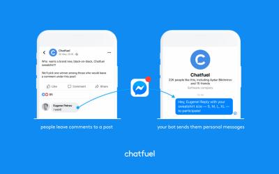 Taller: Crea tu primer Chatbot con Chatfuel (no code)