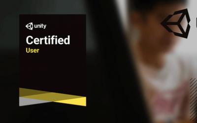 Curso de certificación Unity Certified User Programmer