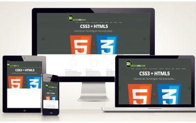 Curso de Diseño Web responsivo con HTML5 y CSS3