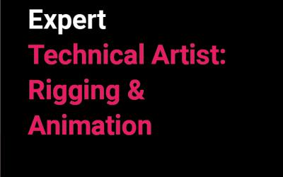 Curso de Certificación Unity Certified Expert – Technical Artist: Rigging & Animation