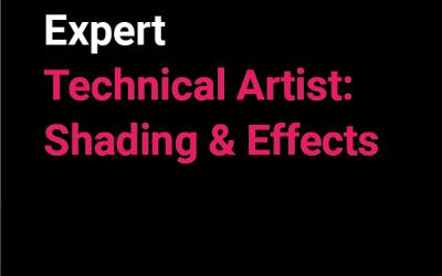 Curso de Certificación Unity Certified Expert – Technical Artist: Shading & Effects