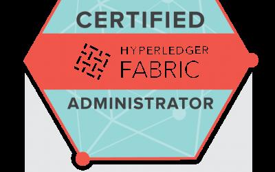 Curso de Certified Hyperledger Fabric Administrator (CHFA)