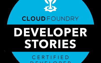 Curso de Cloud Foundry Certified Developer (CFCD)