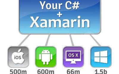 Curso de Desarrollo avanzado de aplicaciones multiplataforma con Xamarin y C#
