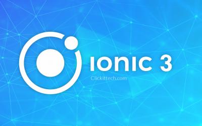 Curso de Desarrollo de Apps con Ionic 3