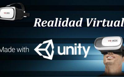 Curso de Unity Training Workshops – Introducción a la Realidad Virtual