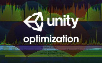 Curso de Unity Training Workshops – Planificación para un rendimiento superior: Técnicas de optimización