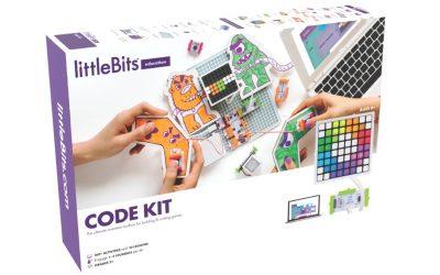 Taller de Creatividad y Robótica con LittleBits