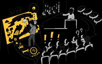 Taller de Storytelling – Visual Thinking