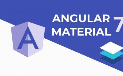 Curso de Desarrollo de Aplicaciones con Angular Material, Angularfire y NgRx
