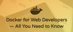 Curso de Docker for Web Developers