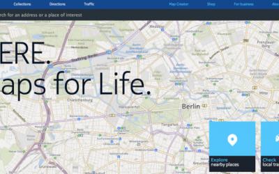 Curso de Maps y Location Services con HERE y JavaScript