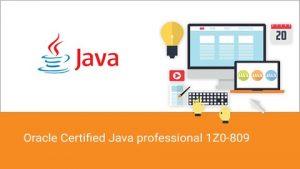 Curso de certificación OCP: Oracle Certified Professional Java SE 8 Programmer II