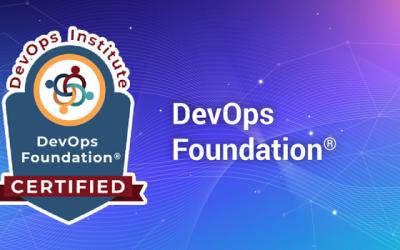Curso de Preparación para certificación DevOps Institute