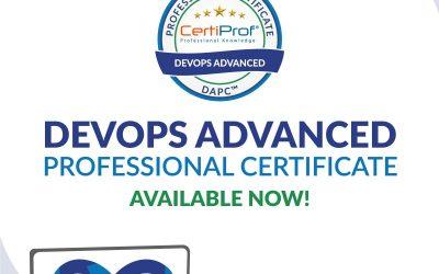 Curso de DevOps Advanced Professional Certificate – DAPC